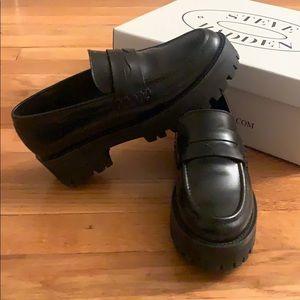 Steve Madden Crew Lug Loafers